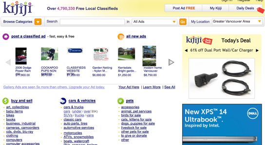 Top 32 online classified sites for Trading websites like craigslist