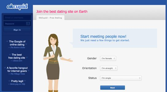most popular dating sites 2012 The 5 best dating websites dating sites offer many opportunities to make a good first impression without the pitfalls of the dreaded 2012 at 9:38 am.