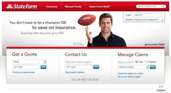 state farm dating State farm was founded in 1922, and exists as a mutual insurer, meaning that it is owned by the policyholders themselves the company has more than 98 billion dollars of assets, with more than 32 billion in insurance sales.